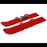 Stiga Miniskidor Microblade Röd