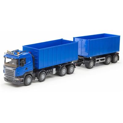 Rc lastbil med släp