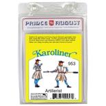 Prince August Karoliner Artillerist Set 1