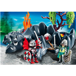 Playmobil Kompaktset Drakklippa