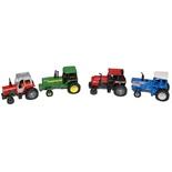ERTL Traktor i Metall 1:64 1 st