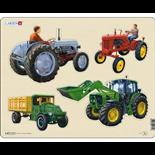 Larsen Pussel 33 Bitar Traktorer