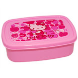 Hello Kitty Lunchlåda Apple Pink