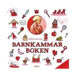 Musiksaga CD Barnkammarboken Röd Volym 7