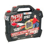 Spy Gear Agent Action Briefcase
