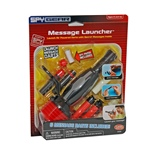 Spy Gear Message Launcher
