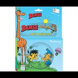 Kärnan Sago-CD och Bok Bamse och lejonet