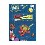 Kärnan Sago-CD och Bok Bamse åker till Månen