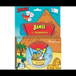 Kärnan Sago-CD och Bok Bamse i Egypten