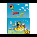 Kärnan Sago-CD och Bok Bamse och sjörövarna