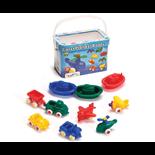 Viking Toys Mini Knubbisar i Spann