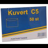 Kuvert C5 50st
