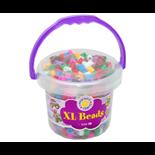 Playbox XL Pärlor i hink 10-färgmix