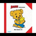 Kärnan Bamse Babyalbum Min första tid