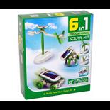 Solcells Kit 6-i-1