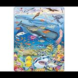 Larsen Pussel 66 Bitar Havsdjur 2