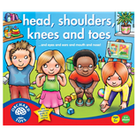 Orchard Toys Head, shoulders knees and toes
