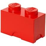 LEGO Förvaringslåda 2, Röd