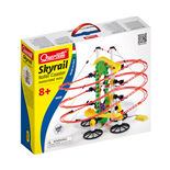 Quercetti Skyrail Roller Coaster Motorized Mini