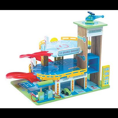 Le Toy Van Garage Le Grande
