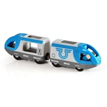 BRIO Persontågset Batteridrivet