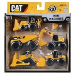 CAT Arbetsfordon Mini 5-pack