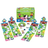 Orchard Toys Cock-a-doodle-moo