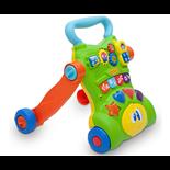 Keenway EDU Baby Lära-Gå-Vagn med Ljud- och Ljusfunktioner