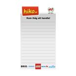 Hiko.se Magnetisk Shoppinglista