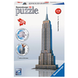 Ravensburger 3D Pussel 216 Bitar Empire State Building