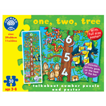 Orchard Toys On, Two, Tree