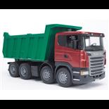 Bruder Scania Lastbil med Tippflak
