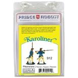 Prince August Karoliner Pikenare set 1