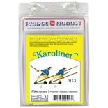 Prince August Karoliner Pikenare set 2