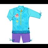 Swimpy UV-Dräkt Disney Lilla Sjöjunfrun 92-104 cl