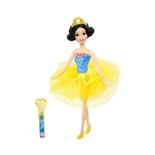 Disney Bath Beauty Doll Snövit