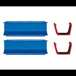 AquaPlay Rakor med kopplingar 2-pack