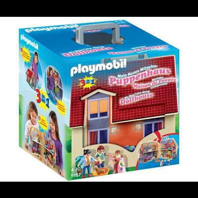 Playmobil Take Along Dockhus