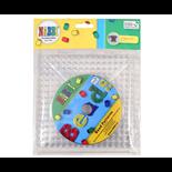 Nabbi Maxi Piggplattor 2 st + Program på CD