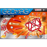 Geomag Color 64 Bitar
