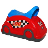 Mega Bloks Whirl n Twirl Race Car