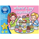 Orchard Toys Where´s my cupcake?