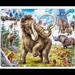 Larsen Pussel 64 Bitar Mammut