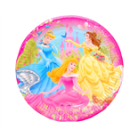 Papperstallrikar Disney Princess 10-pack