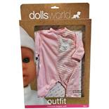 Dolls World Dock-Kläder 41cm 1 st