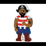 Lanka Kade Pusselfigur Pirat