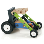 BRIO Builder Strandbuggy