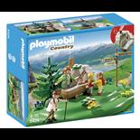 Playmobil Vandrare vid bergskälla