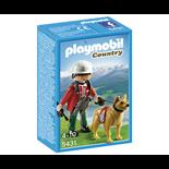 Playmobil Räddningsteam med Sökhund