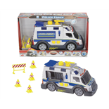 Dickie Toys Police Force Silver